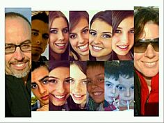 The whole cimorelli family!!