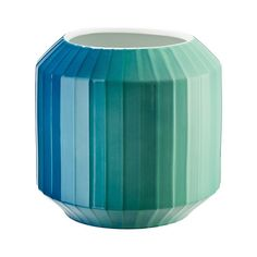 Rosenthal Hot Spots Vase - Coastal Shades - 22cm ($395) ❤ liked on Polyvore featuring home, home decor, vases, blue, blue home decor, porcelain vase, blue porcelain vase, blue vase and inspirational home decor
