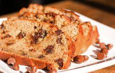 Peanut Butter Chocolate Chip Banana Bread - mm, mm, good!