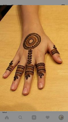Henna Tattoos Designs images are present on this article.Tattoos designs looks beautiful and elegant. Finger Henna Designs, Henna Art Designs, Mehndi Designs For Girls, Mehndi Designs For Beginners, Modern Mehndi Designs, Mehndi Design Pictures, Wedding Mehndi Designs, Mehndi Designs For Fingers, Beautiful Mehndi Design