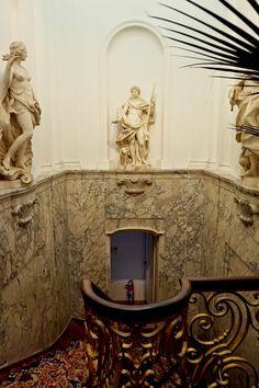 Reiseblog anderswohin - Just a traveller/ von Ulrich Kronenberg: Villa Museum Willet-Holthuysen: So wohnten die Reichen von Amsterdam