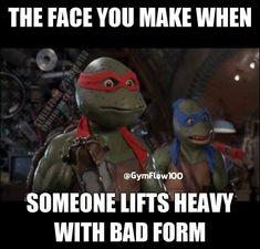 Bad form