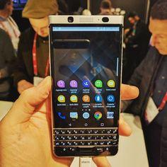 #inst10 #ReGram @urbantecno: Esta es la nueva BlackBerry KEYone uno de los terminales más esperados de este Mobile World Congress. Pásate por nuestro canal de YouTube y échale un ojo a nuestras primeras impresiones. #mwc #mwc17 #mwc2017 #bcn #barcelona #mobileworldcongress #blackberry #blackberrykeyone #comeback #urbantecno  #BlackBerryClubs #BlackBerryPhotos #BBer #RIM #QWERTY #Keyboard #OldBlackBerry #NewBlackBerry #TCL #BlackBerryMobile #BBMobile #BlackBerryKEYone