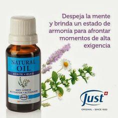Swiss Just Anti Stress Oil Onz 20 ml. Health And Wellness, Essential Oils, Drinks, Bottle, Instagram Posts, Food, Fitness, Carrier Oils, Anti Stress