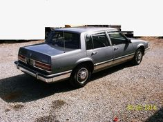 Are you looking for your first american car? If you don't mind a car that is neither a new one nor a historic one… and comfort is high on your priority list… then have a look at this 1987 Buick Park Avenue! Buick For Sale, Buick Park Avenue, Cars For Sale, United States, The Unit, Cars For Sell