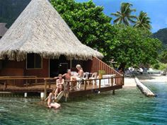 16 cheapest overwater bungalow resorts in the world- wish I'd seen this for the honeymoon, but anniversary trips will work too for my tiki hut desire