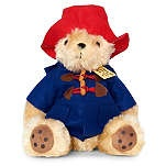 PADDINGTON BEAR Collectors Edition Rainbow Paddington - I have to have him.  We share of love of hats and marmalade sandwiches.