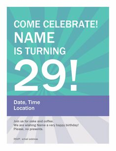 Birthday - Office.com Birthday Banner Maker, Birthday Banner Template, Printable Banner, Printable Birthday Invitations, Microsoft Word Free, Microsoft Word Document, Birthday Email, Office Birthday, Sunshine Birthday