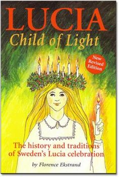 Lucia, Child of Light - reasonable price for this book at Ingebretsen's!