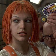 Milla Jovovich in Fifth Element
