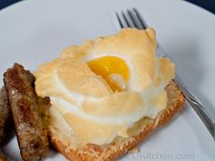 recipe for eggs in a cloud