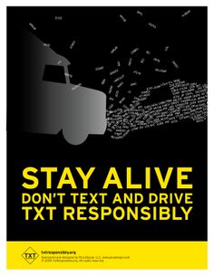 images of teens texting and driving | Texting Driving Accidents Awareness - Prevent Injury Accident - Lower ...