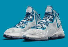 Nike LeBron 19 «Space Jam»
