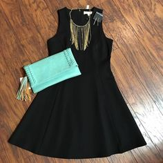 All Dresses Up. Dress $80. Clutch $48. Necklace $24. Earrings $12. To order call us at 218 722-3200. We ship! Find us online at http://Apricot-Lane-Duluth.shoptiques.com/ Find this link in our bio. #apricotlaneduluth #duluthmn #shopapricotlaneduluth #shoptiques #shoptiquesboutique #ootd #favorite #fashion #love