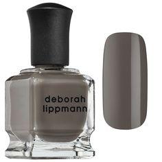 Nail Lacquer - Crème Nail Polish - Deborah Lippmann | Sephora