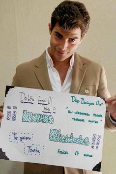 #FelicidadesTini Att:Diego