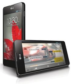 LG prepara Optimus G2 com display Full HD para enfrentar o Galaxy S4
