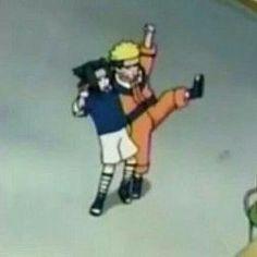 Mis Padres (Sasuke × Naruto)