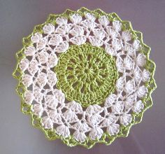 Ravelry: Gemstone Doily pattern by Foothills Of the Great Smoky Mountains