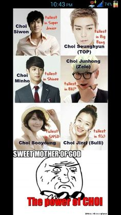 The power of the choi