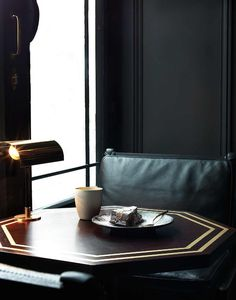 Wine + Dine, Grand Pigalle Hotel, Paris. #interiordesign #casegoodsideas moder home decor, interior design ideas, casegood inspirations. See more at http://www.brabbu.com/en/inspiration-and-ideas/category/trends/interior