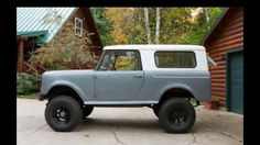 International Scout, International Harvester, Broncos, Scout Truck, Scouts, Scout 800, Wheels On The Bus, 4x4 Trucks, Ford Bronco