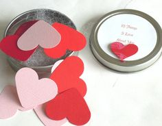 10 Things I Love About You Tin by matdi123 on Etsy