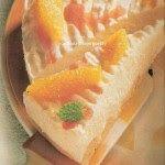 Recepty na dobře jídlo a pití: Tvarohový dort s pomerančem