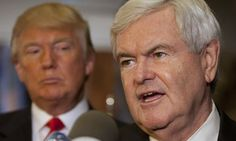 Donald Trump Thinks Newt Gingrich's Criticism Of His Racism Is 'Inappropriate'