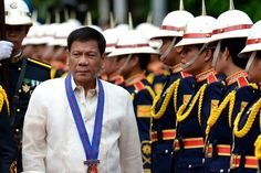Rodrigo Duterte the President of the Philippines gives open warning to President of United States that he has no right to ask questions to Filipino President further he said that Barack Obama Son of a b****, I will swear at you. Rodrigo Duterte, Women's Human Rights, Kangaroo Court, President Of The Philippines, Great Books To Read, Greatest Presidents, Blue Streaks, Dio, Best Selling Books