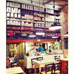 Le Cucine Mandarosso - Sant Pere-Santa Caterina i la Ribera - Barcelona, Cataluña