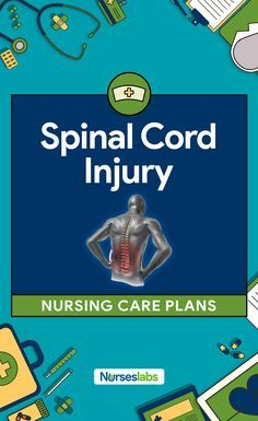 Motor vehicle accidents, acts of violence, and sporting injuries are the common causes of spinal cord injury (SCI). Medical Surgical Nursing, Nursing Diagnosis, Medical Art, Medical School, Lpn To Rn Programs, Clinical Nurse Specialist, Nurse Practitioner Programs, Online Nursing Schools, Lpn Schools