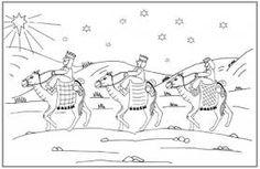 Afbeeldingsresultaat voor kerstverhaal kleurplaat