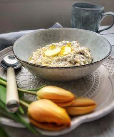 Sadonkorjuupuuro  A porridge breakfast