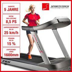 """Sportstech F66 Profi Laufband mit 7"""" LED Display und Smar... https://www.amazon.de/dp/B017O0410S/ref=cm_sw_r_pi_dp_x_yTV9xbZANJ3XE"""