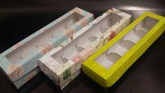 Cajas para 5 dulces