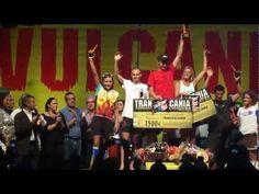 Transvulcania 2012 - Entrega de trofeos Ganadores Absolutos