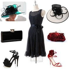 Kentucky Derby, created by grindeland-jennifer on Polyvore