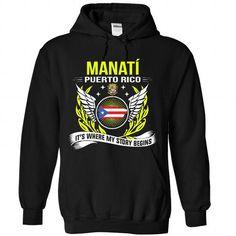 Manati - PR - #fashion tee #sweater jacket. WANT THIS => https://www.sunfrog.com/No-Category/Manati--PR-2589-Black-Hoodie.html?68278