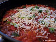 Meksikolainen kasvispata » 52 Weeks of Deliciousness