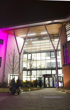 OS 2014 - The Enterprise Centre building, venue for our Artisan Fair.  Photography by Leon William Vann