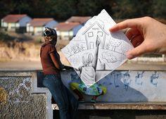 You draw it...!!!