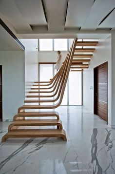 Stairs @ SDM Apartment, by Arquitectura en Movimiento Workshop