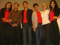 Workmate.. Work, serve, Fun and Travel.. Working with different nationality