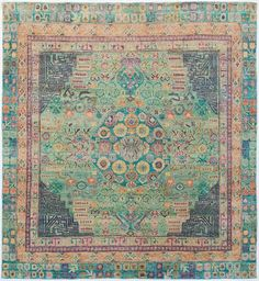 "Silk Ethos 7'4""x8'8"": Ethos oriental rugs runner rugs outdoor rugs bath rugs antiques rugs kitchen rugs bathroom rugs round rugs modern rugs carpets NYC - ABC Carpet & Home"