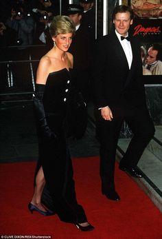 The late Princess's fashion sense has been described as 'subversive', with curator Elleri ...