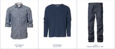 #MQ Blue Denim, Duster Coat, Blues, The Selection, Jackets, Fashion, Down Jackets, Moda, Fashion Styles