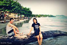 @Hamadi Ben Said Beach, Hamadi - Papua