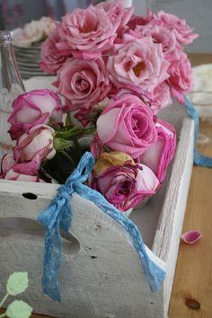 Розы в доме в стиле шебби шик Stephanie Bradley. Обсуждение на LiveInternet - Российский Сервис Онлайн-Дневников