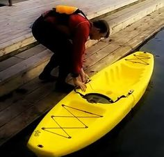 These great modular snap together kayaks are made to assemble and disassemble with ease. The bow, stern, and optional mid-sections easily transport within most sedans and certainly within most SUVs. Sit On Kayak, Surf Design, Sit On Top, Kayak Fishing, Outdoor Recreation, Outdoor Fun, Water Sports, Surfboard, Surfing